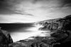 Long Exposure Seascape (Brent Bernard) Tags: longexposure bw seascape ir infraredfilter bremerbay seebw