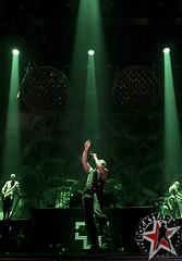 Rammstein - The Palace of Auburn Hills - Auburn Hills, MI - May 7th 2012