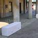 Primavera 2011 - Compare il nuovo arredo urbano della piazza