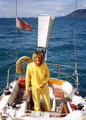 "920700 Sail Magazine 12""x9"" (rona.h) Tags: july australia sail 1992 greatbarrierreef cacique ronah bernardmoitessier vancouver27 skipnovak sailmagazine"