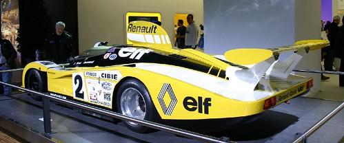 Renault Alpine A442 1978