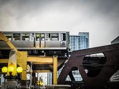 Wells St. (Kevin Klima Photography) Tags: chicago cta el brownline