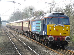 "47841 & 47832 1Z52 Crewe to Crewe ""Mothers day Northern Belle"" 30/03/2014 (37686) Tags: crewe 47832 47841 1z52 30032014 mothersdaynorthernbelle"