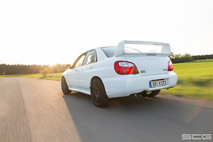 Car 2 Car Shoot (SCGcars) Tags: vw golf 5 v subaru bmw series blitz wrx sti oettinger