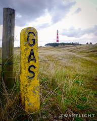 Beautiful Ameland! (uiltje) Tags: sky lighthouse netherlands waddenzee waddeneiland nederland gas panasonic ameland lucht vuurtoren waddeneilanden