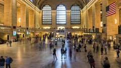 GCT Hall (Wallace Flores) Tags: newyorkcity nikon midtown newyorkstate gct grandcentralterminal d4s