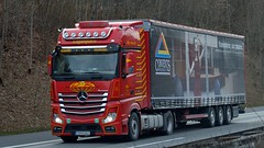 SK - DR >Coments< MB New Actros Gigaspace (BonsaiTruck) Tags: truck dr lorry camion trucks mb lastwagen coments lorries lkw actros lastzug gigaspace