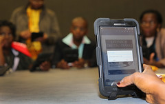 gc2016-tablet-L6901 (United Methodist News Service) Tags: oregon training portland technology unitedstates learning tablet instruction gc2016