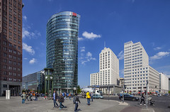 Berlin Potsdamer Platz (david.bank (www.david-bank.com)) Tags: berlin architecture germany deutschland potsdamerplatz