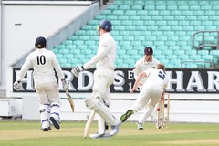 RMonREM-2016-023- (sappercricket) Tags: london re ra royalengineers unitedkingdon royalartillery kiaoval tercentenarycricketmatch ubique300 intercorpscricket