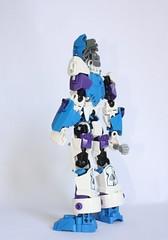 Kenasha, Toa of lightning (Loysnuva) Tags: toa bionicle moc lego ccbs technic system lightning bionifigs loys nuva