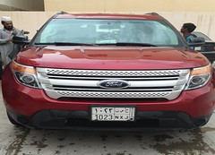 Ford - Explorer - 2014  (saudi-top-cars) Tags: