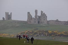 Dunstanburgh Castle - Northumberland (mugford6120) Tags: canon eos northumberland 5d mkii dunstanburghcastle ef100400