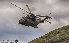 DSC_7268 (Sam Whitfield Photography) Tags: coast cornwall aviation air navy royal helicopter merlin naval nas commando cornish 846 yeovilton sqaudron