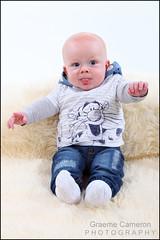 Cute baby portraits (graeme cameron photography) Tags: baby cute smiling laughing portraits photography cameron graeme whitehaven cockermouth workington egremont