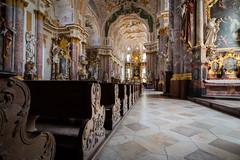 Kloster Frstenfeld (steinberger.franz) Tags: church architecture germany bavaria nikon wideangle tokina d750 dslr monastary 1628 uww