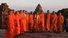 Phnom Bakheng: Monks watching the sun set over Lake Tonlé Sap (asitrac) Tags: asitrac angkorarchaeologicalpark angkorarcheologicalpark archeology asia bhikkhus buddhism cambodia goldenhour indochina khmerempire light patrimoinemondial philosophyreligions phnombakheng scene scenery siemreap siemreapprovince southeastasia sunset travel unesco unescoworldheritagesite worldheritage buddhistmonk saffronrobe 世界遺産 유네스코 archaeology kh contrast eo challenges friendlychallenges thechallengegame