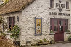 Thatched pub, Ardfert (Smeets Paul (thanks for > 1 million views !)) Tags: ireland pub kerry dinglepeninsula ardfert