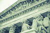 Figurines on the US Supreme Court building (sniggie) Tags: statue law lex usgovernment scotus chiefjustice authorityoflaw ussupremecourtbuilding equaljusticeunderthelaw