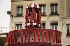 Moulin Rouge (Stefan Lambauer) Tags: paris france tourism bar frana shows moulinrouge fr pigalle cabar stefanlambauer moinhovermelho