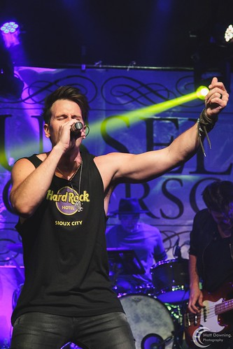 Russell Dicerkson - May 28, 2016 - Hard Rock Hotel & Casino Sioux City