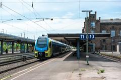 Minden (std70040) Tags: station train railway emu electrictrain rhinewestphalia rheinwestfalen