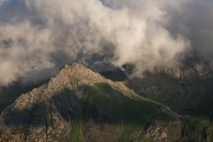 'Tryfan Cloudscape' - Snowdonia (Kristofer Williams) Tags: light cloud mountain mountains weather wales landscape outdoor hiking snowdonia cloudscape hillwalking eryri tryfan glyders glyderfach penyrolewen glyderau