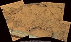 Mars: Curiosity's Workspace (PaulH51) Tags: mars rocks mosaic science nasa geology exploration discovery jpl enhanced caltech msl lewisandclarktrail planetmars marssciencelaboratory malinspacesciencesystems msice curiosityrover galecrater nasajplcaltechmsss leftmastcamera murraygeologicalunit