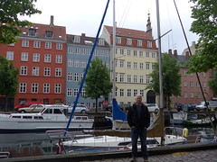 Christianshavn (Oren & Shimrit) Tags: trip travel our food dog hot tower castle church copenhagen garden denmark botanical nyhavn canal lego market hans christian bicycles have kings round organic slot vor andersen rosenborg kirke christianshavn saviour kongens rundetaarn rundetårn frelsers torvehallerne døp