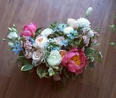 bridal bouquet 02 (Flower 597) Tags: centerpiece corsage weddingflowers weddingceremony boutonniere bridalbouquet weddingbouquet weddingflower floralcrown weddingflorist ceremonyarch flower597 torontoweddingflorist