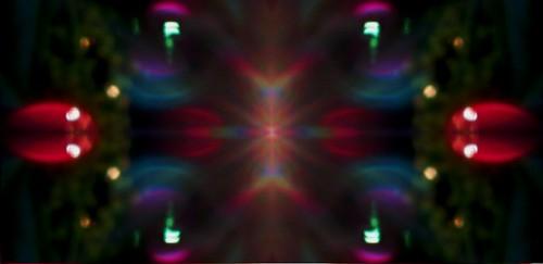 Pompas de luz/Light bubbles.