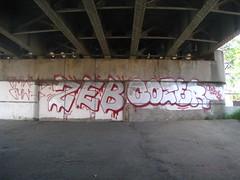 ZEB & COSER (Billy Danze.) Tags: chicago graffiti coser zeb cmw