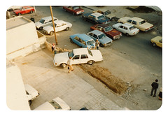 Caprice (Goran Patlejch) Tags: road street color cars chevrolet vintage chevy works kuwait eighties 1980 1980s caprice