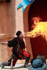 Dan Hasselius 1 (fine_plan) Tags: fire larkspur fireeater coloradorenaissancefestival danhasselius crf2016