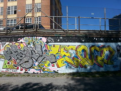 Hatanp fame (Thomas_Chrome) Tags: street streetart art suomi finland graffiti europe gallery fame can spray nordic walls tampere hof hatanp