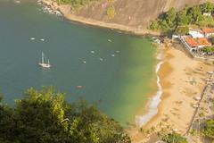 DSC_5748_P (@giovanicordioli | gmcordioli@gmail.com) Tags: brazil praia beach colors beautiful rio brasil riodejaneiro clouds cityscape ceu urca praiavermelha rio2016