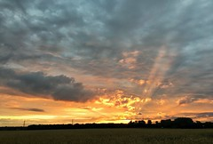 05:28 AM (Kyriakos11) Tags: sunset sky clouds germany deutschland hessen ngc himmel wolken morgenrot morgenstund morgenrte grosgerau kyriakos11