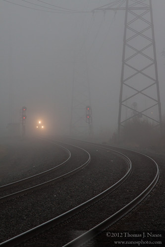 """Headlights in the Fog • <a style=""""font-size:0.8em;"""" href=""""https://www.flickr.com/photos/20365595@N04/6880600180/"""" target=""""_blank"""">View on Flickr</a>"""