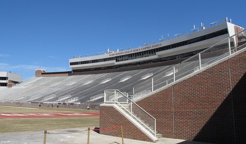 Bobby Bowden Field at Doak S. Campbell Stadium, Tallahassee (Fla.), 18 February 2010