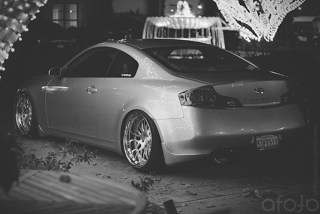 Kevin Hahn's G35