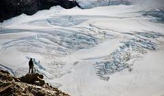 Perspectiva (Kmilo__) Tags: parque patagonia santacruz mountain snow ice argentina roy los nikon nieve fitzroy perspectiva montaña provincia nacional hielo 2012 fitz chaltén chalten glaciares parquenacionallosglaciares kmilo d7000