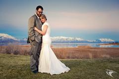 Lakeside Wedding Engagements Strobist