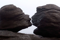 The kiss (*Firefox) Tags: peakdistrict canonef1740mmf4lusm nuttalls thewainstones canoneos5dmarkii bleaklowhead