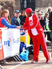 Orits� Williams of JLS Sainsbury's Sport Relief Mile 2012 - London