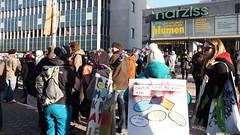 Meile der Demokratie, Nazis Wegbassen 2012 20