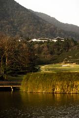 隐隐山居 (Arrowliu) Tags: view resort hangzhou jiangnan 风景 杭州 mountan 江南 度假村 fuyang 富阳 富春山