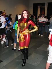 Dark Phoenix (FranMoff) Tags: costume cosplay xmen comiccon 2012 darkphoenix jeangrey costumer bostoncomiccon bostoncomiccon2012
