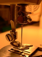 Singer sewing machine (fsteffenhagen) Tags: lumix sewing machine panasonic singer lx5