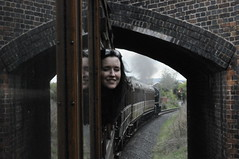 Severn Valley Railway (Alex and Andy Main) Tags: wedding alex andy shropshire anniversary railway trains steam telford severn valley hampton svr arley kidderminster bridgenorth bewdley greatwesternrailway yabbadabbadoo loade andymainphotography