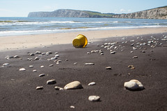 What a waste (s0ulsurfing) Tags: cliff seascape beach rock trash island bay coast rocks compton shoreline may cliffs coastal crap shore pollution isleofwight rubbish coastline isle wight 2012 comptonbay beachclean s0ulsurfing